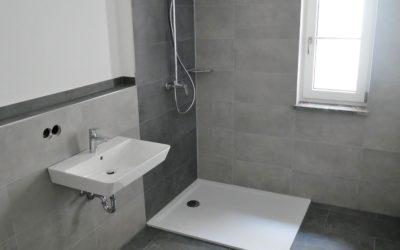 NEUBAU 3 Zimmer-Erdgeschosswohnung
